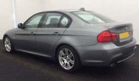 2010 BMW 320D 2.0 M-SPORT GOOD / BAD CREDIT CAR FINANCE FROM 34 P/WK