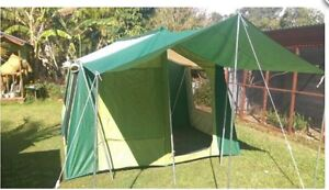 Large Family two room tent - Stockman Winmerra Gillieston Heights Maitland Area Preview