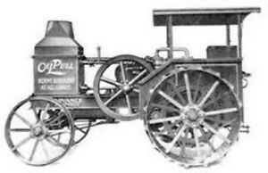 Rumely tractor wanted. Looking for Rumley Oil Pull, Eagle, GSM
