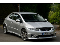 Honda Civic 2.2i-CTDi 2009MY Type S 3DR Silver