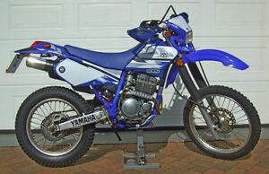 TTR 250 Parts Bike (looking for forks)