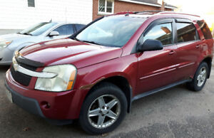 2005 Chevrolet Equinox LT AWD SUV - $ 1,200 or BEST OFFER !