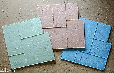 Old World Ashler Concrete Stamp Single - Floppy