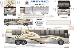 Prevost   Find RVs, Motorhomes or Camper Vans Near Me in British