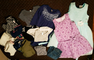 Girls size 8 lot