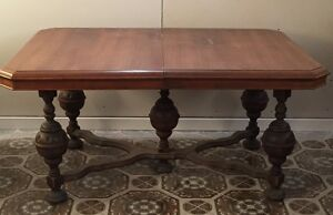 Oak antique table - price reduced