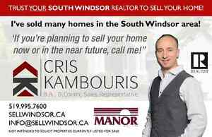 ARE YOU LOOKING FOR AN AGENT WHO KNOWS SOUTH WINDSOR? Windsor Region Ontario image 1
