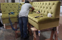 Upholstery Carpentry services