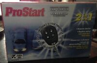 Pro Start CT-3371 Remot Starter and Fortin EVO-ALL