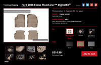 Weather Tech Mats FORD
