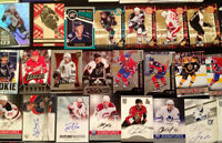 HUGE HOCKEY CARD COLLECTION 20,000+ WOW!!