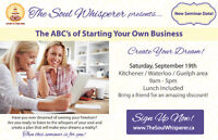 The ABC's of Starting Your Own Business