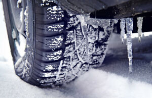 Winter Tires with RIMS Mazda 3 2016