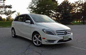 2014 Mercedes-Benz B-Class Turbo, B250 Hatchback