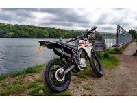 2010 Yamaha XT125 X 125cc learner legal commuter supermoto motocross swap px