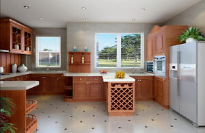 lowest price guarantee kitchen cabinet and counter tops London Ontario image 4