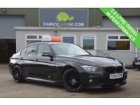 2014 BMW 3 SERIES 2.0 318D M SPORT 4D 141 BHP *FULL LEATHER, PERFORMANCE KIT*