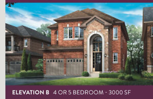 Huge Discount on 3000t.Sq.Ft. Beautiful Detached House Georgetwn