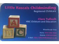 ***Registered Childminder***