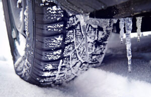 NISSAN WINTER TIRES / PACKAGES ON SALE frm $480@TIRE CONNECTION