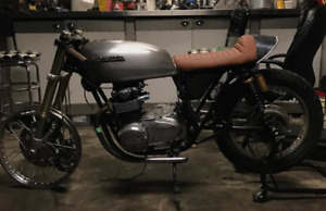 1977 Honda CB550k - Winter Project - Make it your own