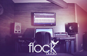 Flock Audio Recording Studio - (Affordable Rates/Quality Sound)