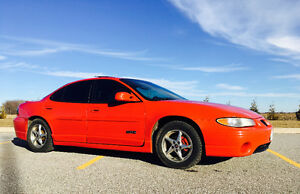 2002 Pontiac Grand Prix GTP Supercharger Sedan