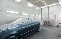 Established Profitable Auto-body Business in Bustling Vancouver