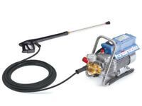 New Kranzle K 7/122 240V 120 Bar 1740 PSI Industrial Cold Water High Pressure/Power Washer