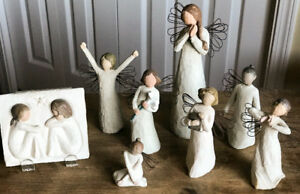 Willow Tree Angel Collectible Figurines