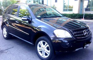 2008 ML320CDI,Sunroof, shifting paddle, Power seats,TURBO DIESEL