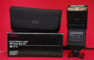 SIGMA EF-610 DG ST FLASH for PENTAX