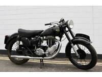1950's AJS Model 18 500cc Jam Pot - Original Condition