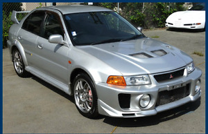 Looking for a damaged evo 5 or 6