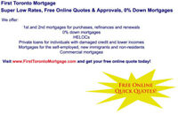 2.46% Variable & 3.09% 5-Year Fixed! LOWEST Mortgage Rates!