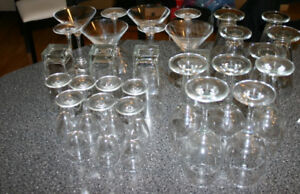 Assorted Good Quality Glassware - $15 for the box