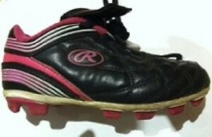 Rawlings Soccer shoes size 12