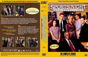 Sports Night - The Complete Series (Six DVD Set) Kitchener / Waterloo Kitchener Area image 2