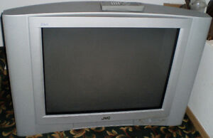 JVC L'ART 27 inch TV Great Condition w/remote