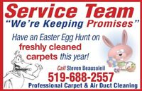 Carpet Cleaning Norwich & Area