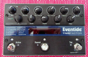 EVENTIDE TIMEFACTOR TWIN DELAY STOMPBOX