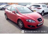 2010 SEAT LEON 1.6 TDI CR SE - FREE DELIVERY - WARRANTY AVAILABLE