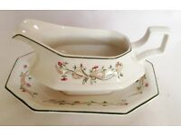 Eternal Beau Gravy Boat - Other items on sale. Discount available.