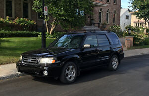 2004 Subaru Forester fully equipped