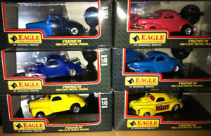 Diecast Cars Bought