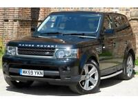 2009 Land Rover Range Rover Sport 3.0 TD V6 HSE 5dr Automatic SUV