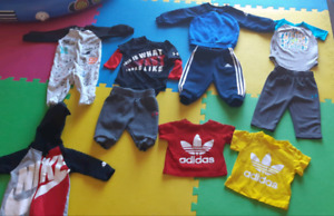 Baby boy 3-6 month and 6 month BRAND NAME clothing.