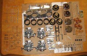 Econo Carb Service Rebuild V65 V45 V30 VF700 Magna Sabre Interceptor