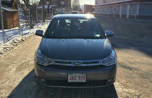 2011 Ford Focus Sedan, priced to sell
