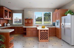 Lowest Price Guarantee Kitchen Cabinet and Countertop in London London Ontario image 2